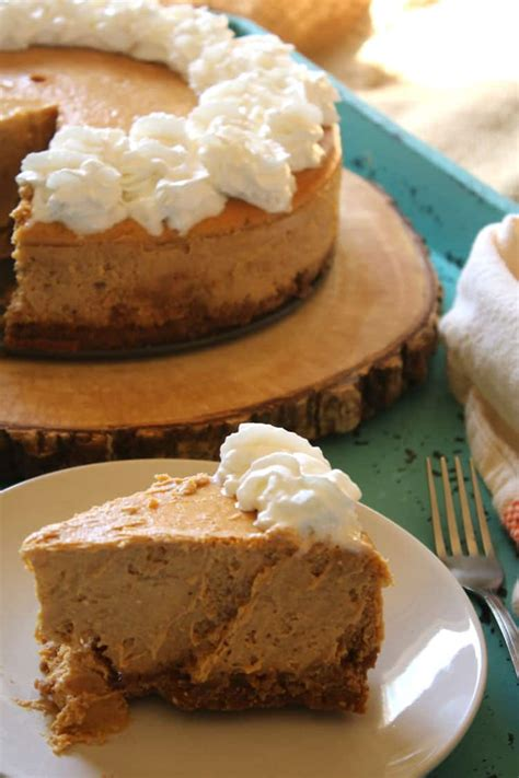 Dec 10, 2019 · this cheesecake is a celebration of the cheesecake factory's 30th anniversary. Pumpkin Cheesecake - A Cheesecake Factory Menu Favorite