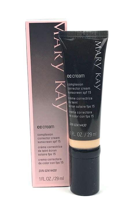mary kay skin care cc cream  light discount mary