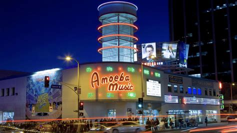 l stores los angeles mapping sunset boulevard 39 s musical history la times