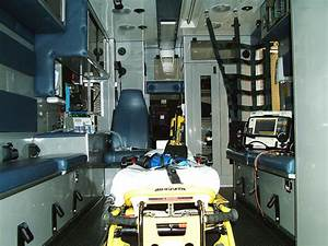 Inside the ambulance: from dispatch to hospital | WRVO ...