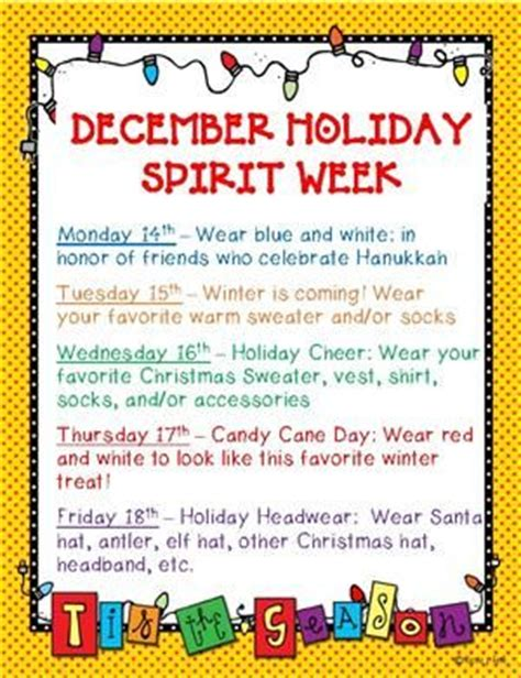 christmas activity for work 1000 spirit week ideas on spirit week themes student council and spirit day ideas