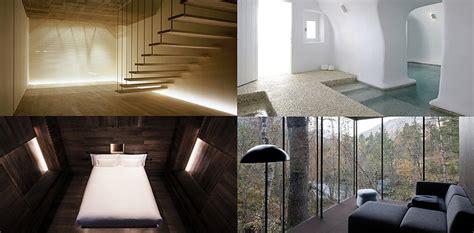 minimalist hotels   world