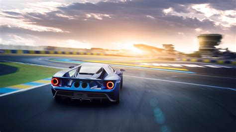Ford Car Wallpaper Hd by 2017 Ford Gt Rear Wallpaper Hd Car Wallpapers Id 6693