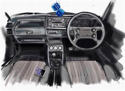 Golf Interior Mk1 Volkswagen Evolution Mk2 1974