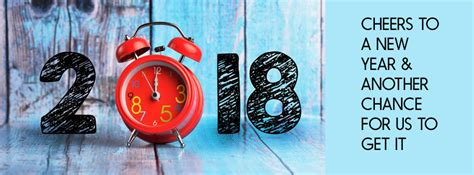 Colorful Happy New Year 2018 Facebook Cover Photos