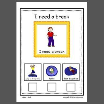 I Need A Break