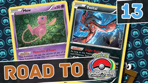road to 2017 tcg worlds mew yveltal toolbox deck