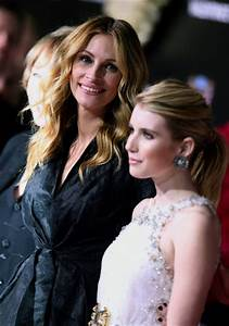 i43sag: julia roberts and emma roberts together