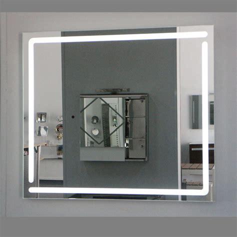 Anti Fog Mirror Bathroom by Led Anti Fog Bathroom Mirror Tradekorea