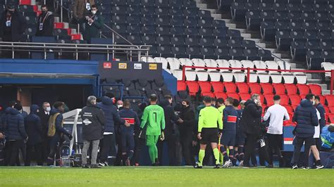 Fourth official from PSG vs Basaksehir was 'removed' from ...
