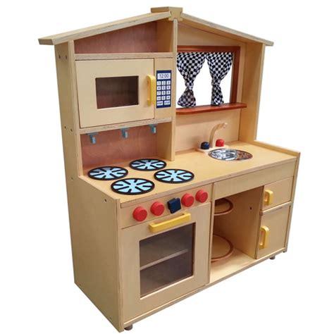 wooden play kitchen 17 gender neutral kitchens 1177