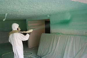 Isolation Mur Intérieur Polyuréthane : isolation du sous sol polyur thane projet r novation ~ Dailycaller-alerts.com Idées de Décoration