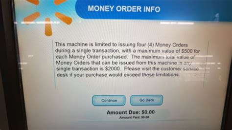 Money Order Walmart How To Walmart Cancel A Money Order Issued By Wal Mart