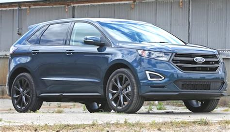 2019 Ford Edge Sport by 2019 Ford Edge Sport Specs Ford Trend