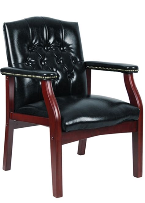 Office Furniture Jimmy Blvd by Guest Chair With Nail Trim