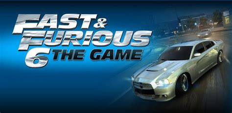 Fast And Furious 6 Apk+data
