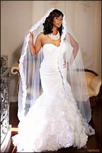 wedding dresses for african brides 0011 life n fashion With african american designer wedding dresses