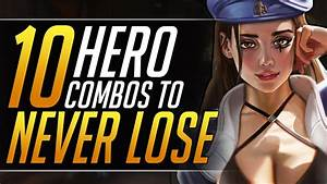 10, Most, Powerful, Hero, Combos, In, Overwatch, -, Duo, Tips, And, Tricks, -, Grandmaster, Guide