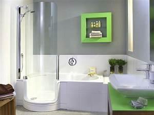 baignoire combinee a une douche avec porte 1 place 160cm With porte de douche coulissante avec prix pour carreler salle de bain