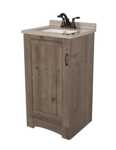 monroe collection 18 quot x 16 quot vanity base at menards 174