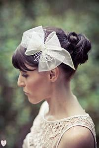 Bow Hair Accessories For Bride