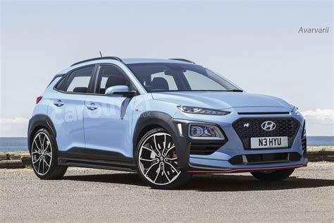 Hyundai N by New 2019 Hyundai Kona N Prices Specs And Release Date
