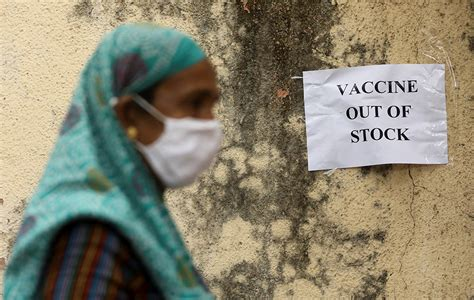 India's federal government won't import vaccines, leaving ...
