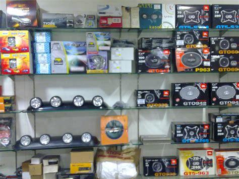 car accessories audio  autozone gurgaon team bhp