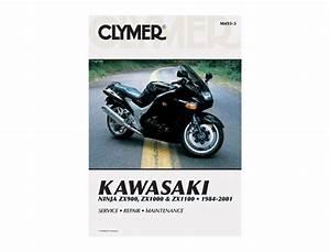 Kawasaki Zzr 1100  Zx 1100 C1