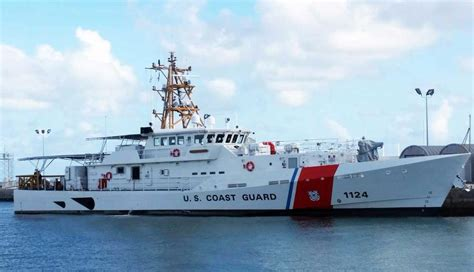 Bollinger Delivers Fifth FRC to US Coast Guard | World ...