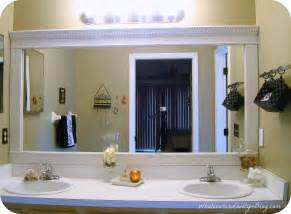 bathroom mirror trim ideas bathroom tricks the right mirror for your bathroom may do wonders beautyharmonylife