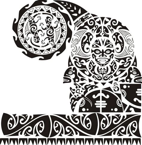 images  mayan tattoos  pinterest samoan
