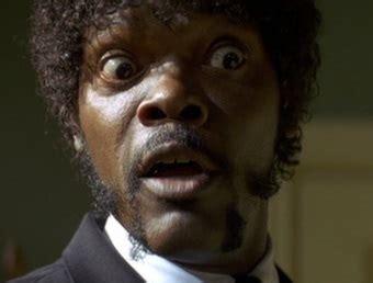 Samuel L Jackson Pulp Fiction Meme Samuel L Jackson Pulp Fiction Shouting Blank Template