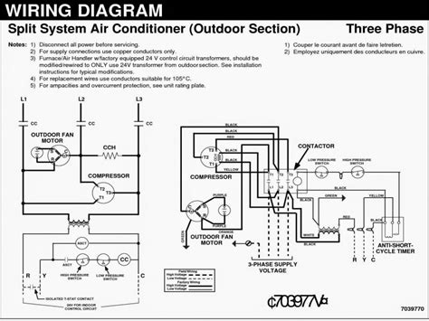 Wiring Diagram For Central Air Conditioning central air conditioner installation diagram wiring forums