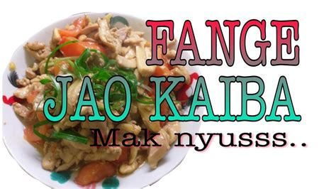 Sesuai dengan namanya, sup ini terdiri dari campuran seafod dan pasta cabai. Resep Masakan Hongkong..  🤤🤤🤤 NYUMIIII.. - YouTube
