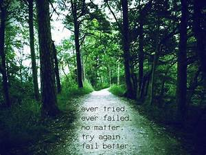 Quotes About Th... Forest Floor Quotes
