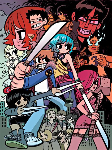 Scott Pilgrim Vs The World  Napalm In The Morning