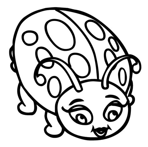 ladybug coloring pages  print az coloring pages