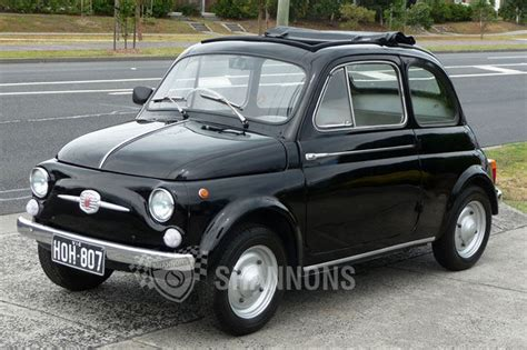 Fiat Bambino by Sold Fiat Bambino 500 Coupe Auctions Lot 9 Shannons