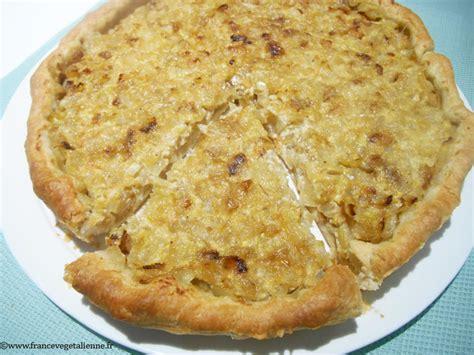 tarte 224 l oignon v 233 g 233 talien vegan v 233 g 233 talienne