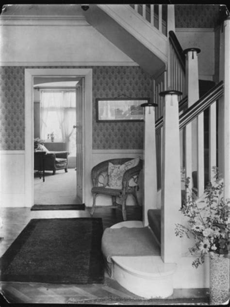 1930s banister 36 best images about deco hallway on