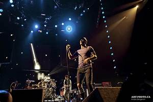 Red Hot Chili Peppers Tour 2012