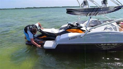 Sea Doo Wave Boat For Sale by Sealver Wave Boat Compatible Sea Doo 201 T 233 2012 Version Hd