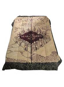 harry potter the marauder 39 s map comforter topic