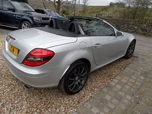 Mercedes Cabriolet Slk : mercedes benz slk convertible edition 10 1 8 kompressor auto black leather 17 for sale in ~ Medecine-chirurgie-esthetiques.com Avis de Voitures