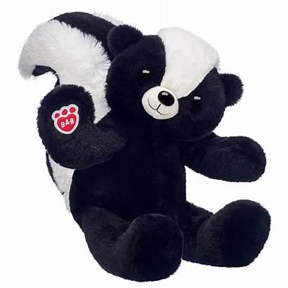 Bear Skunk Build Exclusive Plush Stuffed Buildabear
