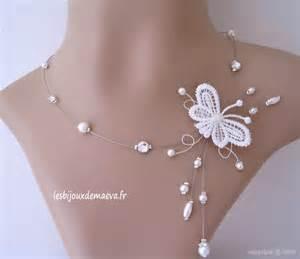 bijoux fantaisie mariage bijoux fantaisie mariage collier papillon gracieuse