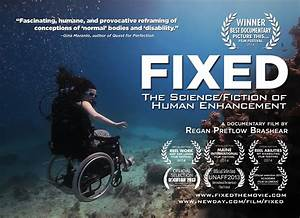 FIXED: The Science/Fiction of Human Enhancement - New Day ...