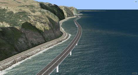 vinci starts building frances longest offshore viaduct
