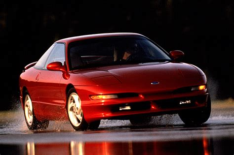 97 Ford Probe by 1993 97 Ford Probe Consumer Guide Auto